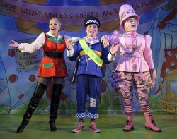 Pantomime at Oldham Coliseum Theatre