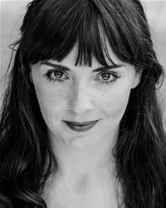 Natalie Grady as Maggie Hobson at Oldham Coliseum Theatre