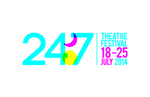 24_7 logo First Break New Writing Festival