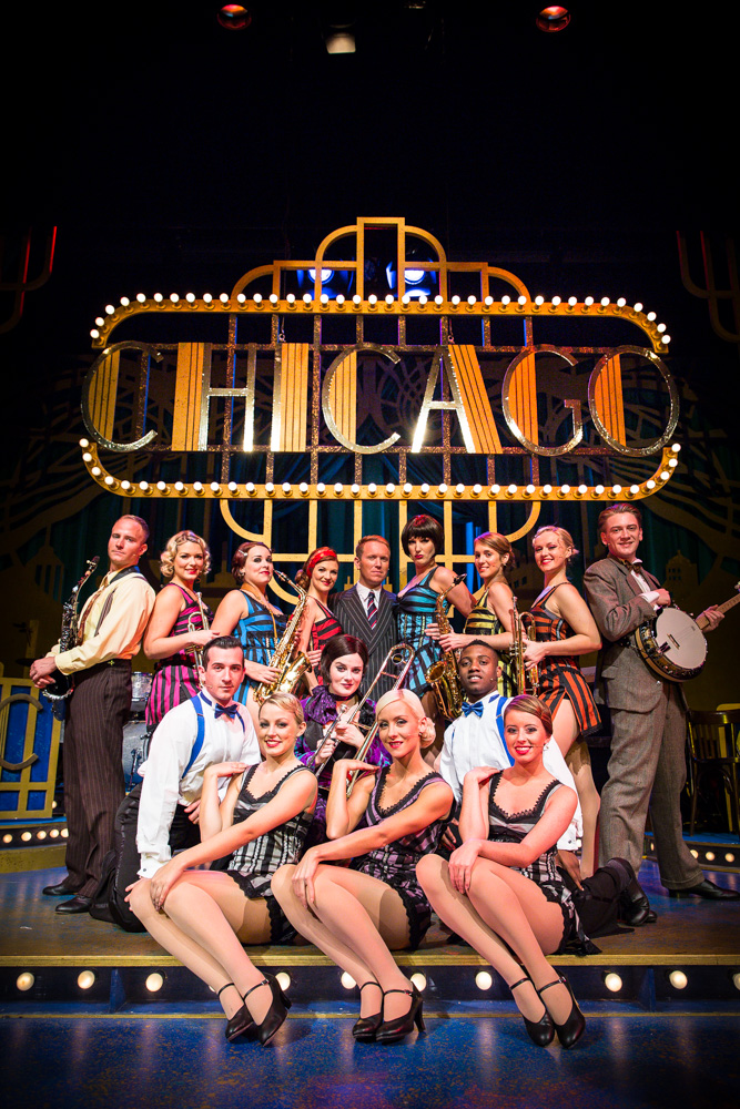 Chicago wins Manchester Theatre Award