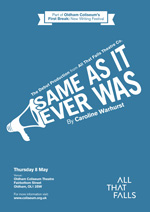 Save As it Ever Was First Break New Writing Festival