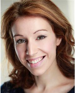 Samantha Siddall as Katie in Our Day Out the Musical