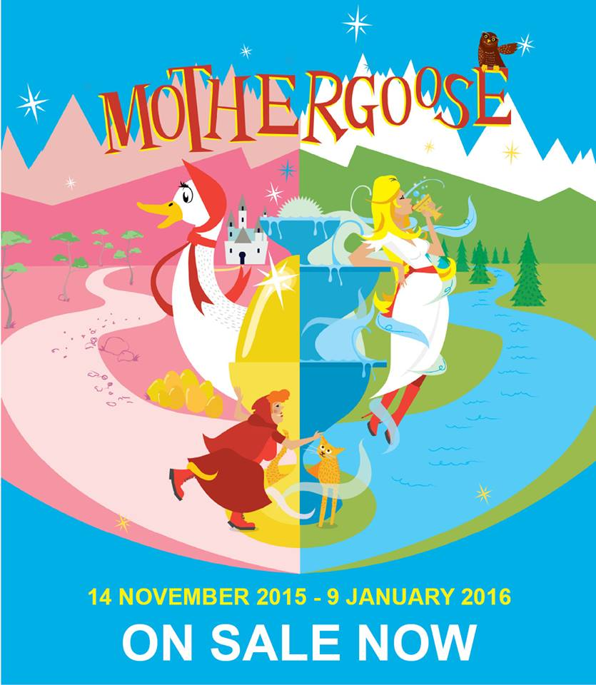 Olham Coliseum Theatre pantomime mother goose