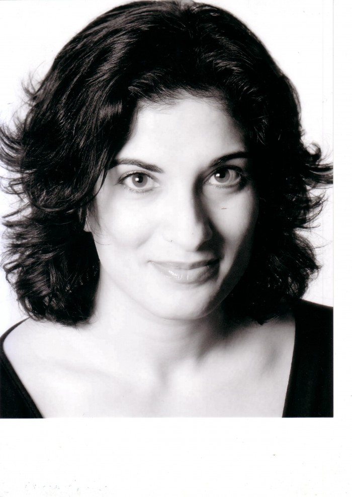 Mina Anwar at Oldham Coliseum Theatre