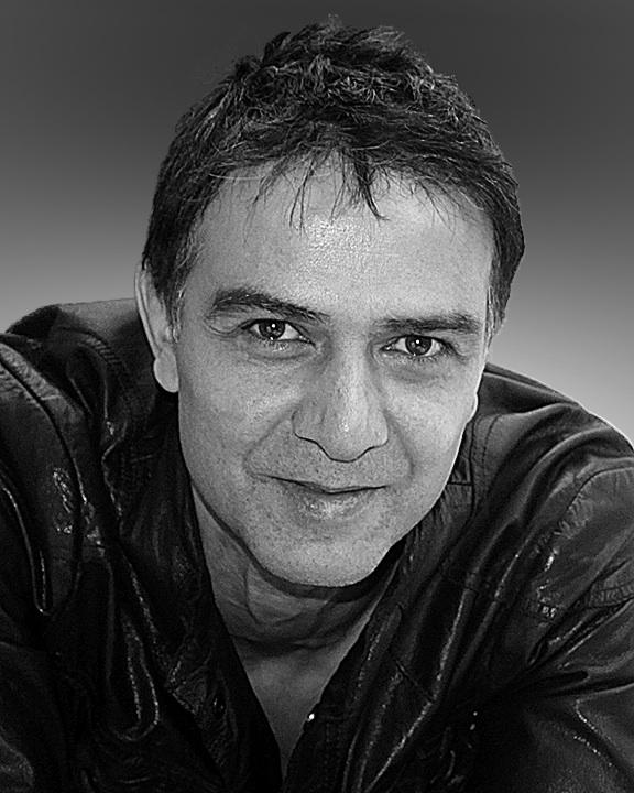 Ian Aspinall at Oldham Coliseum Theatre