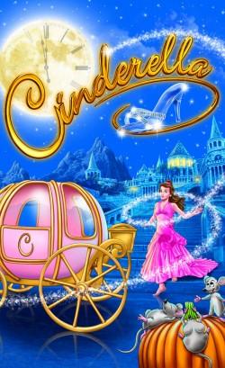 Cinderella at Oldham Coliseum Theatre