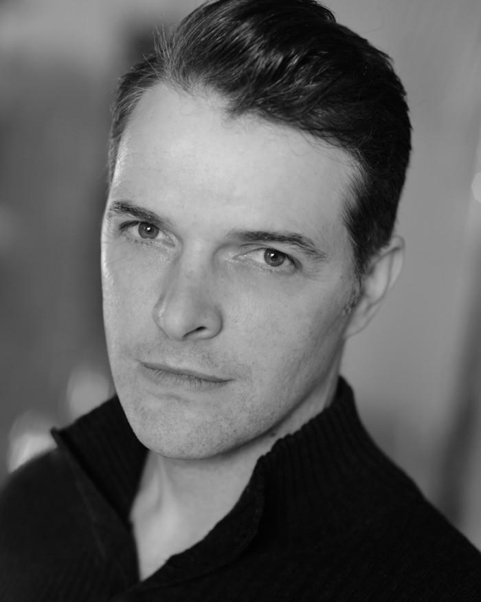 Paul David Gough in Cinderella