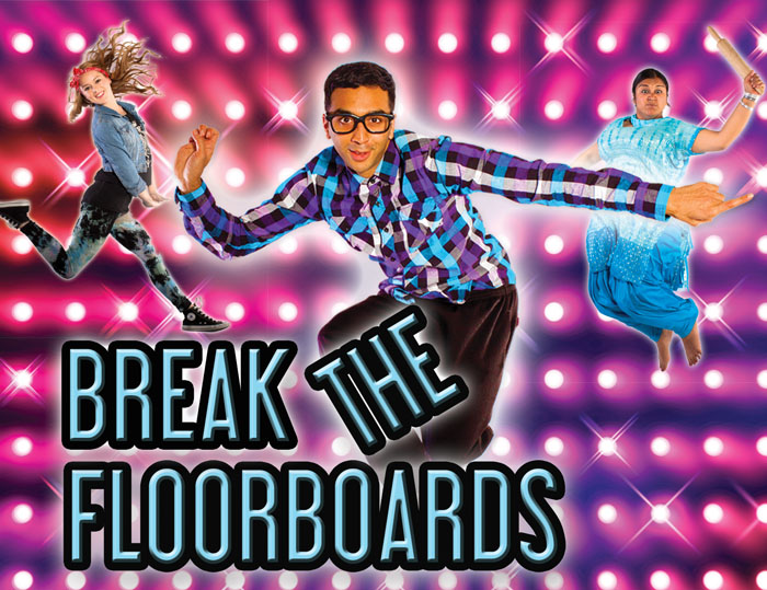 Break the Floorboards_with title