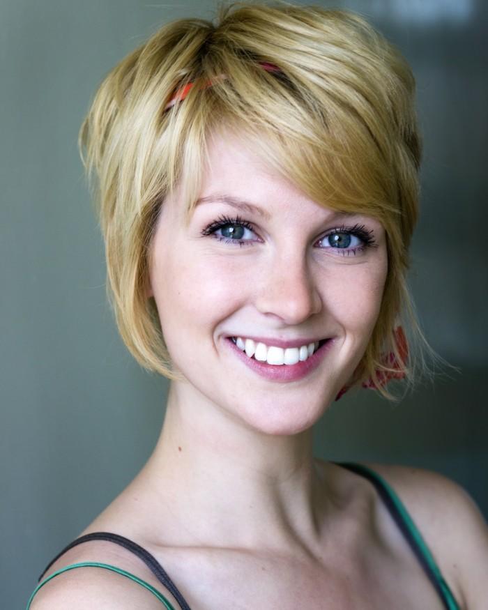 Katie Moore at Oldham Coliseum Theatre
