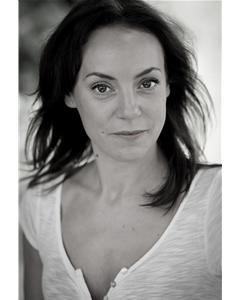Jo Mousley in The Life and Times of Mitchell and Kenyon at Oldham Coliseum Theatre