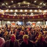 Oldham Coliseum Theatre audience