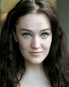 Maeve O'Sullivan as Ruth in Close the Coalhouse Door