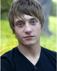 Samuel Hargreaves as Reilly in Our Day Out the Musical