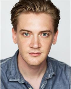 Adam Barlow as Mark in Our Day Out the Musical