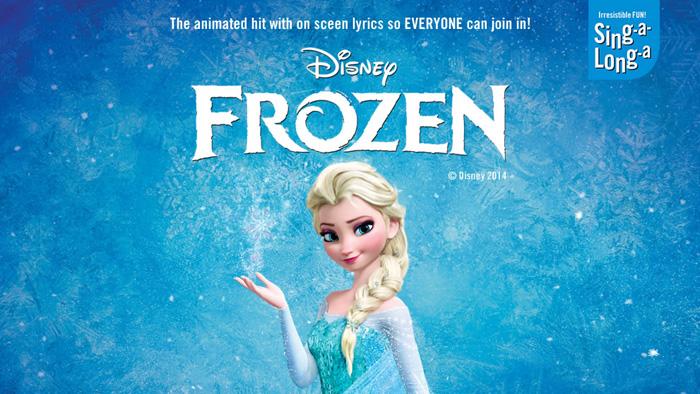 Singalonga Frozen at Oldham Coliseum Theatre