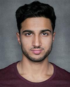 Umar Malik at Oldham Coliseum Theatre