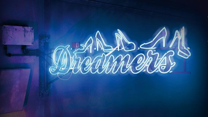 Dreamers at Oldham Coliseum Theatre