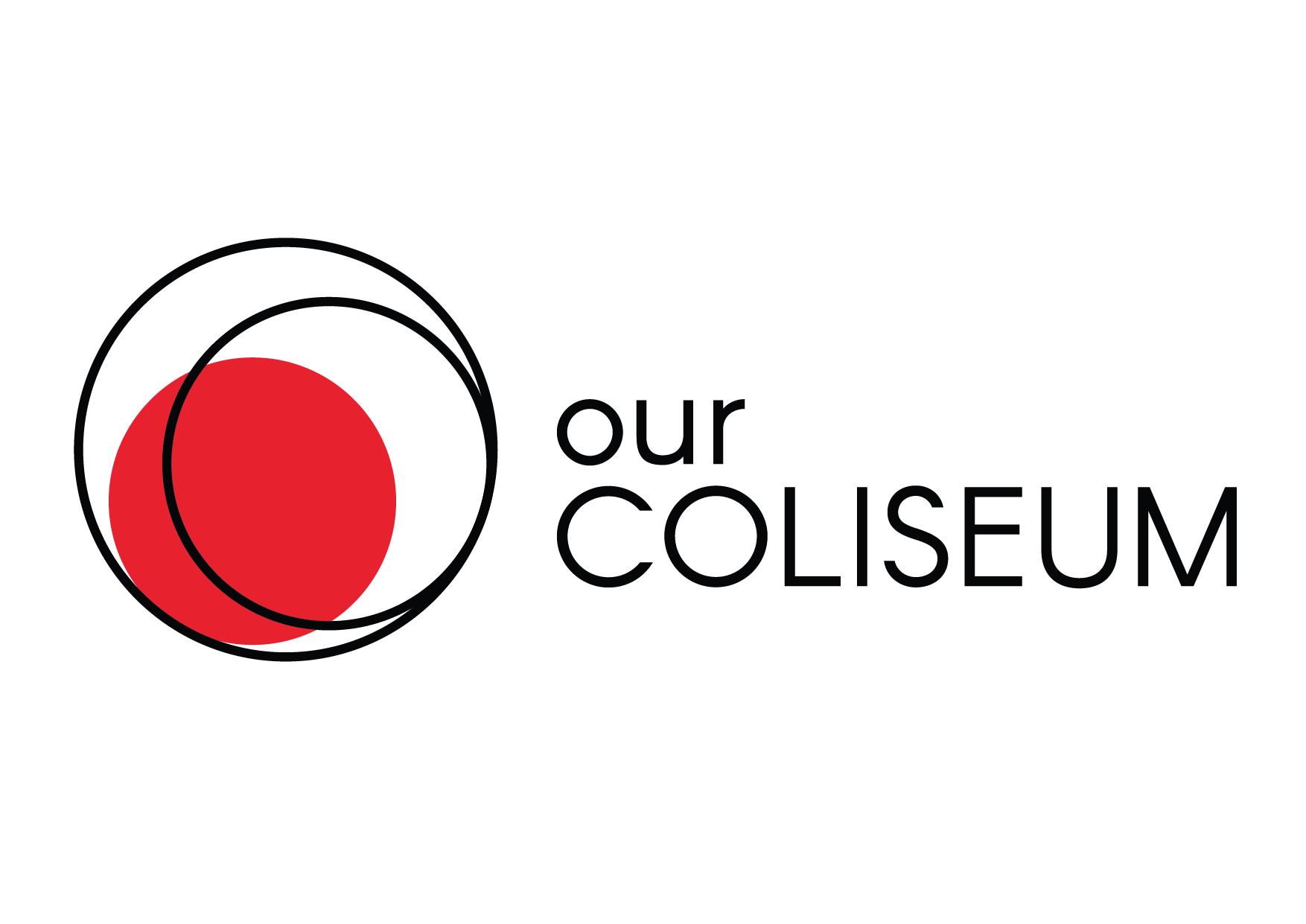 Our Coliseum Logo _horizontal-01