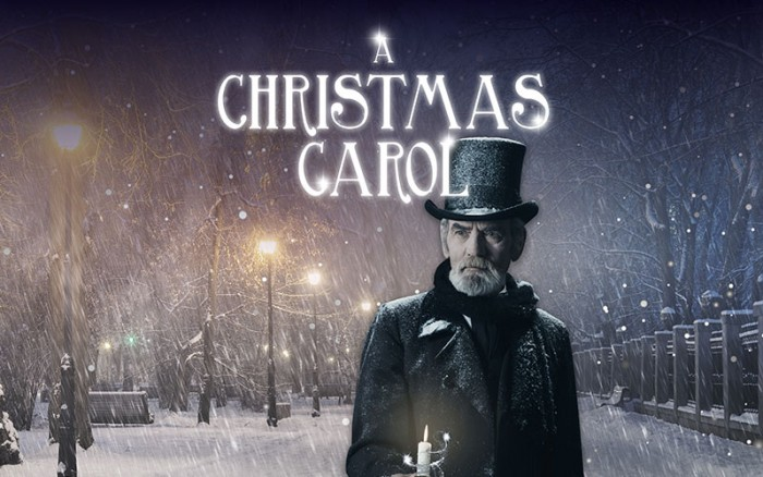 Artwork for A Christmas Carol
